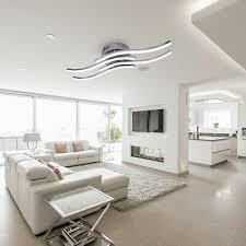 18w 24w led design deckenleuchte wohnzimmer modern
