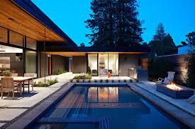 100 Eichler Landscaping Glass Wall House Custom Design Meets Inspired Modern Flair