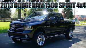 2013 Dodge Ram 1500 Sport 4x4 - Northwest Motorsport - YouTube
