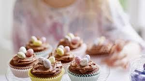 Surprise Chocolate Fairy Cake Image