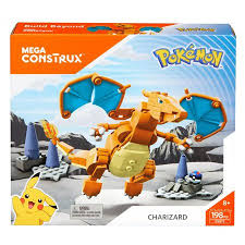 Mega Construx Pokemon Charizard Figure
