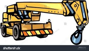 Demolition Truck Vector Illustration Stock Vector (Royalty Free ...