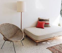 Sfgirlbybay Modern Room With Terrazzo Floors