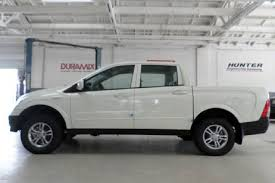 100 Trucks On Craigslist Korean SsangYong Actyon Sport Truck For Sale On
