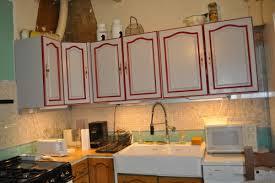 peinture pour meuble de cuisine en chene peinture pour meuble de cuisine en chene en photo