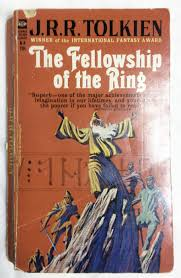 First Edition Fantasy First Edition Hunt Lord of the Rings