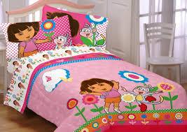 dora the explorer toddler bed sheets mygreenatl bunk beds dora