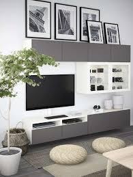 kreative design wandeinheit wohnzimmer ideen 9