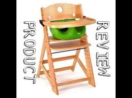 Abiie High Chair Vs Stokke by Keekaroo High Chair Review Height Right Youtube