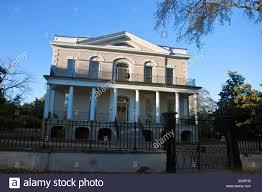 100 Preston House Exterior Of Hampton Columbia South Carolina United