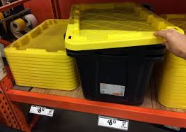 Meijer Christmas Tree Tote by Hdx 27 Gal Tough Tote Only 8 97 At The Home Depot The Krazy