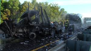 Pasco County I-75 Semi-truck Mail Truck Crash - YouTube Ocala Post Fatal Crash On I75 Leaves Two Dead And One Critically In Lexington Reopens After Semi Sthbound I94 Ramps Reopen Allday Closure Crains Car Loses Control Hits Rolls Over Detroit Youtube Tanker Semi Truck Overturns Causing Hwy 75 Traffic To Be Detoured Update I70 Henry County Fatal Local News Accident South Ga 2018 Deadly Mcminn Wtvc One Injured Accident Tiftongazettecom Michigan On I44 Best Florida Highway Patrol Crash Log