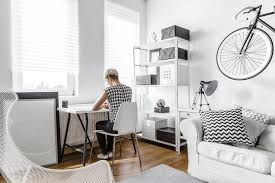 schreibtisch im wohnzimmer lösungsideen