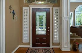 front door sidelights curtains image of sidelight window