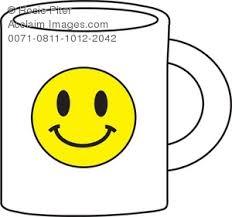 Mug Clipart Happy 8
