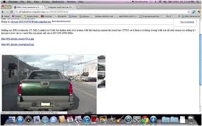 100 Craigslist Lynchburg Va Cars Trucks The Car Database