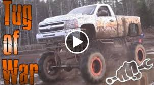 100 Truck Tug Of War MUD TRUCK TUG OF WAR 4x4 Proving Grounds Speed Society