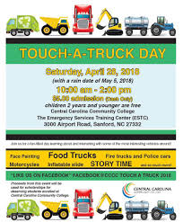 CCCC Will Host Touch-A-Truck Day 04/26/2018 - News Archives, CCCC ...