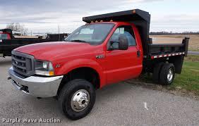 100 Used F350 Dump Truck For Sale 2004 D Super Duty XL Dump Bed Pickup Truck Item DA