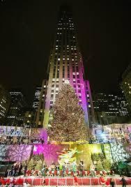 Rockefeller Plaza Christmas Tree Address by Biggest Christmas Tree Ever Christmas Lights Decoration