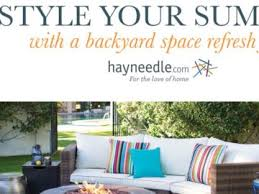 Homes & Gardens Style Your Summer Sweepstakes