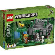 Minecraft Bedding Walmart by Lego Minecraft The Jungle Temple 21132 Walmart Com