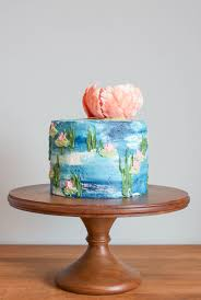 Hand Painted Cakes Made Easy With Buttercream