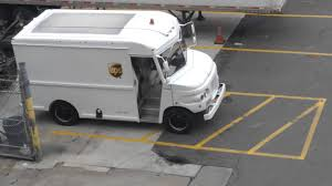 Rare, Albino UPS Truck - Imgur 18 Secrets Of Ups Drivers Mental Floss The Truck Is Adult Version Of Ice Cream Mirror Front Center Roy Oki Has Driven The Short Route To A Long Career Truck And Driver Unloading It Mhattan New York City Usa Plans Hire 1100 In Kc Area The Kansas Star Brussels July 30 Truck Driver Delivers Packages On July Stock Picture I4142529 At Featurepics Electric Design Helps Awareness Safety Quartz Real Fedex Package Van Skins Mod American Simulator Exclusive Group Formed As Wait Times Escalate Cn Ups Requirements Best Image Kusaboshicom By Tricycle Portland Fortune