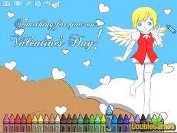 Free Download Cupids Coloring Game Screenshot 3