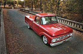 100 1964 Ford Truck F100 Not Going Anywhere Hot Rod Network