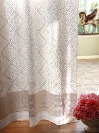 Gold And White Window Curtains by Bohemian Curtains Moroccan Curtains India Curtains Exotic
