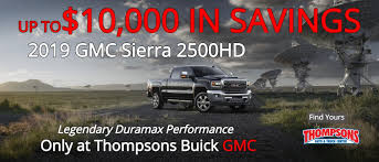 100 Lincoln Truck Center Thompsons Buick GMC FamilyOwned Sacramento Buick GMC Dealer