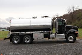 4000 - Gallon Septic Truck - Pik Rite