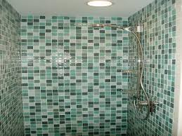decorative glass tile bathroom new basement and tile ideas