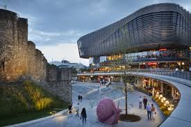 100 Architects Southampton Watermark WestQuay Architecture Today