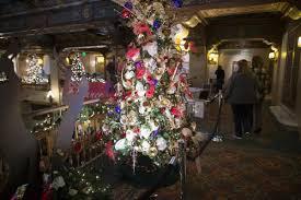 Christmas Tree Elegance At The Davenport