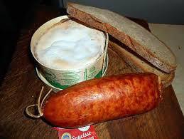 recette de fondue vacherin mont d or et saucisse de morteau