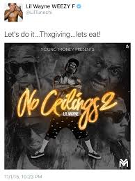 No Ceilings Mixtape Soundcloud by Serge U0027s Selections U2013 Californyinz