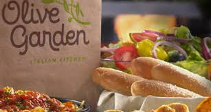 Investor Asks Olive Garden Servers To Be Stingier With Free