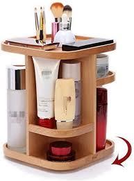 chseea 360 grad drehbarer make up kosmetik aufbewahrung
