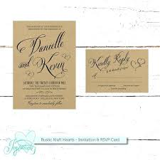 Ideas Print Shop Wedding Invitations Or Rustic Hearts Invitation And Card By On At Elegant