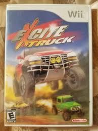 100 Trick My Truck Games Excite Nintendo Wii 2006 EBay