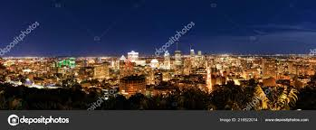 100 Belvedere Canada Montreal September 2018 Montreal Night View