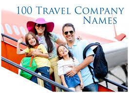 American Travel Agency Names