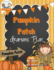 Printable Pumpkin Books For Preschoolers by Pumpkin Patch Dramatic Play