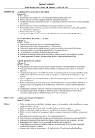 Reading Teacher Resume Samples | Velvet Jobs Teacher Resume Samples And Writing Guide 10 Examples Resumeyard Resume For Teachers With No Experience Examples Tacusotechco Art Beautiful Template For Teaching Free Objective Duynvadernl Science Velvet Jobs Uptodate Tips Sample To Inspire Help How Proofread A Paper Best Of Objectives Atclgrain Format Example School My Guitar Lovely Music Example