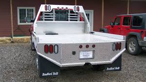 Bradford Built Aluminum Truck Bed - Standard Features Include: 3/16 ...