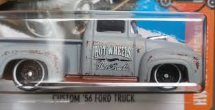 The Brand New Hot Wheels Deep-dish Steelies Are Debuting On The ... 1956 Ford F100 Truck Youtube 56 Ford Trucks And Vans From The Past Pinterest 09cct11o1956fordf100truckrear Hot Rod Network 2016 Wheels Wheelswapped Album On Imgur Old Wallpaper Wallpapersafari 194856 Parts By Dennis Carpenter Cushman Fat Fords Trucks Cars 31956 Archives Total Cost Involved Pick Up Pickup Rats