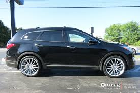 Hyundai Santa Fe With 22in Savini BM9 Wheels Exclusively From Butler ...