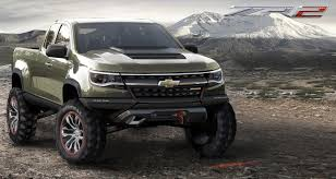 Chevy's Diesel-Powered Colorado ZR2 Concept Is One Helluva Cool ... Chevy Surprise Its 2019 Silverado Pickup Will Get A 4cylinder Truck 2016 Price Fresh New Concept The Best Bruiser Twins Colorado Zr2 Race Development Truck And Aev Chevys New Concept The Chartt Not My Idea Of A Work Future Trucks Chevrolet Realtree Bone Collector 20 Release Date One Tuscany Motor Co Ssr Wikipedia 2018 1500 Performance Youtube Kid Rock Special Ops Concepts Unveiled At Sema This Supercharged Is Modern Muscle